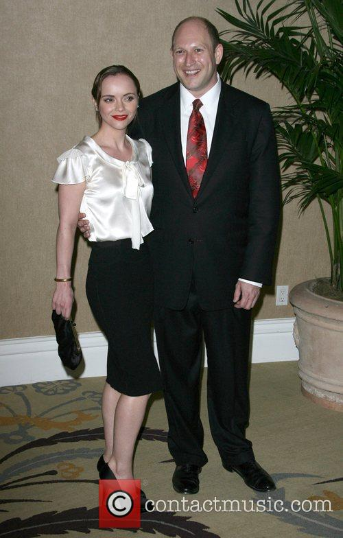 Christina Ricci and President of the Rape, Abuse...
