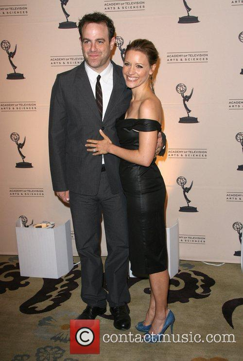 Paul Adelstein and KaDee Strickland The Academy of...