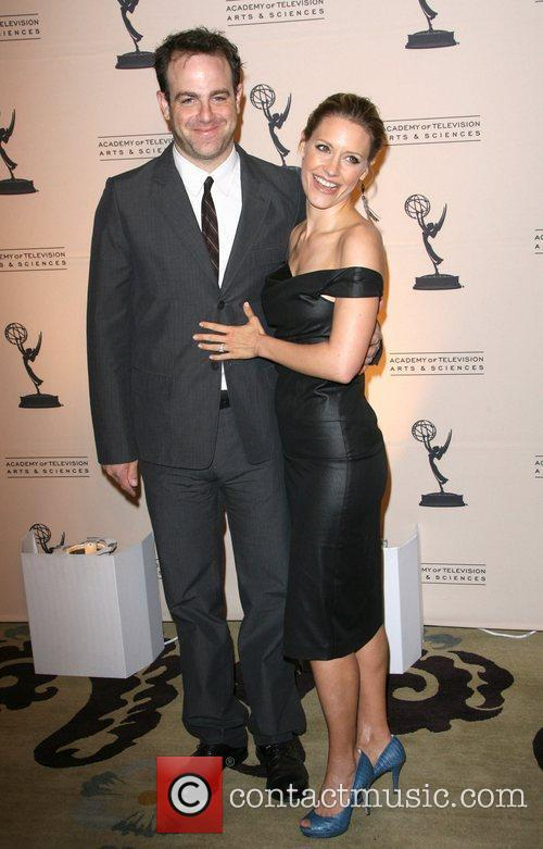 Paul Adelstein and Kadee Strickland 7