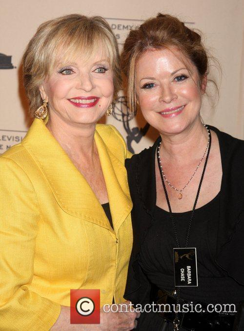 Florence Henderson and Barbara Chase The Academy of...