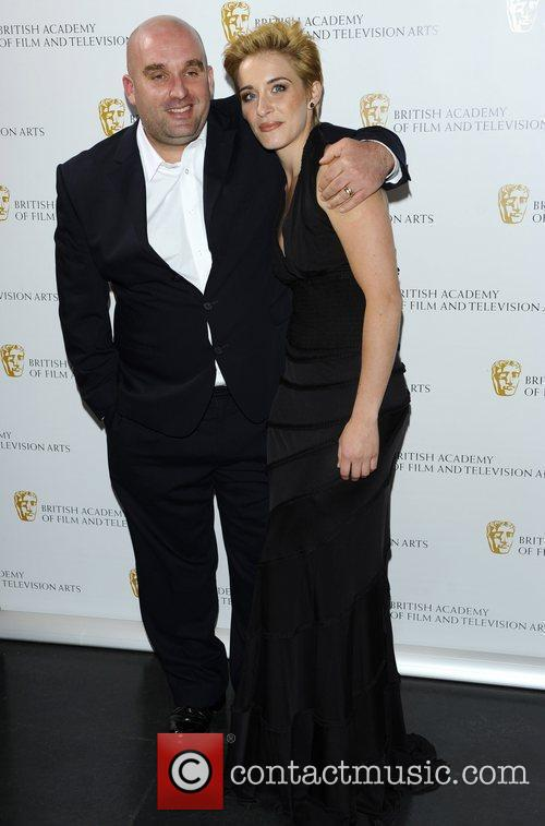 Shane Meadows and Vicky McCure The British Academy...