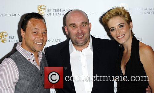 Stephen Graham, Shane Meadows and Vicky McCure The...