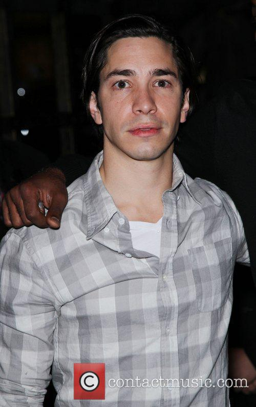 Justin Long Official Movie Wrap Party at TAO...