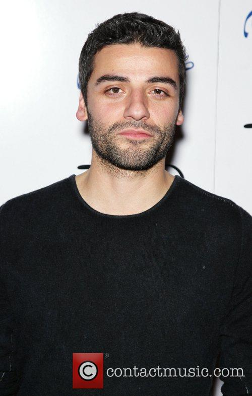 Oscar Isaac Official Movie Wrap Party at TAO...