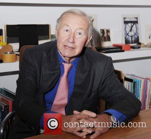 Terence Conran  attends a press view at...