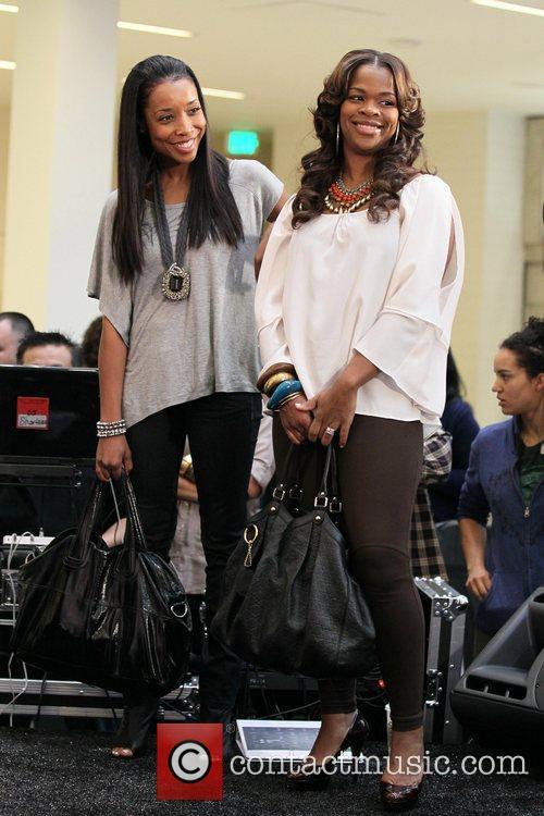 Monique Jackson and Kita Williams Terrell Owens creates...