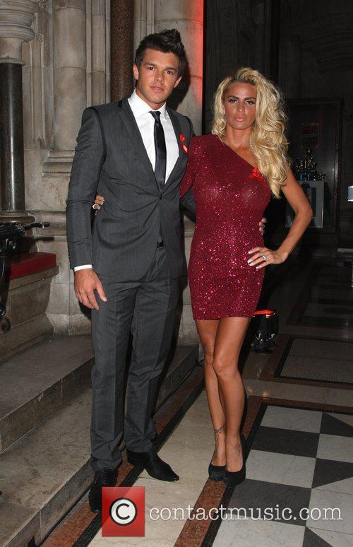 Leandro Penna and Katie Price 2011 Terrence Higgins...