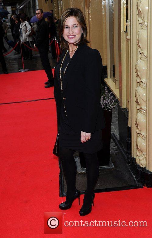 Emma Forbes at the Tesco Magazine Mum Of...
