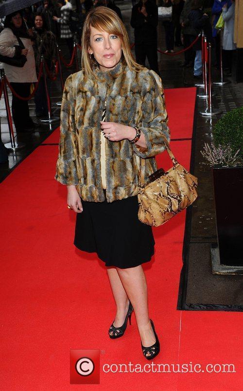 Faye Ripley at the Tesco Magazine Mum Of...