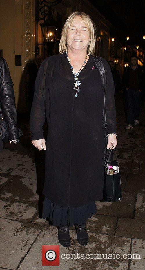 Linda Robson at the Tesco Magazine Mum Of...