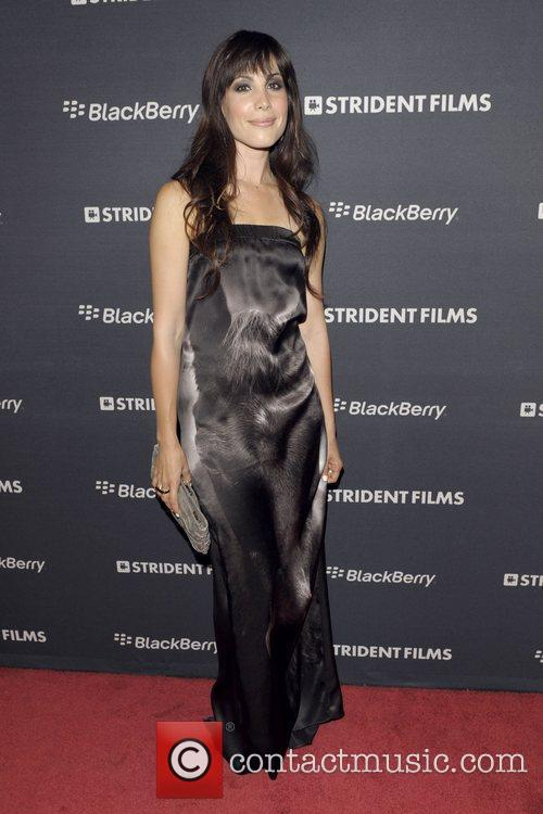 Carly Pope  Canadian premiere of 'Textuality' at...