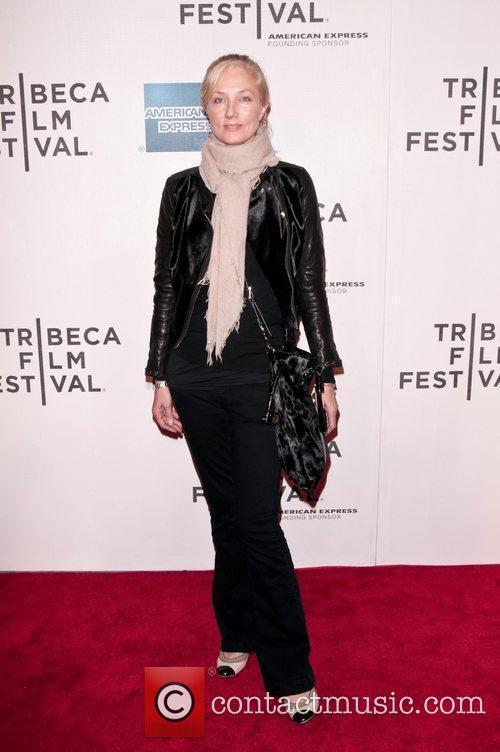Joely Richardson 2011 Tribeca Film Festival premiere of...