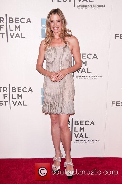 Mira Sorvino 2011 Tribeca Film Festival premiere of...