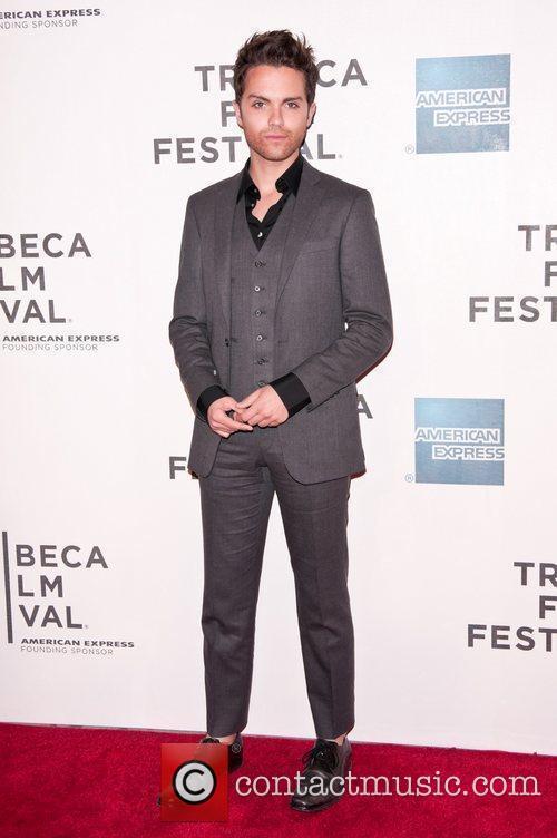 Thomas Dekker 2011 Tribeca Film Festival premiere of...
