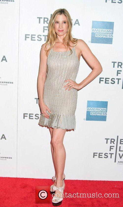 Mira Sorvino 2011 Tribeca Film Festival - Angels...