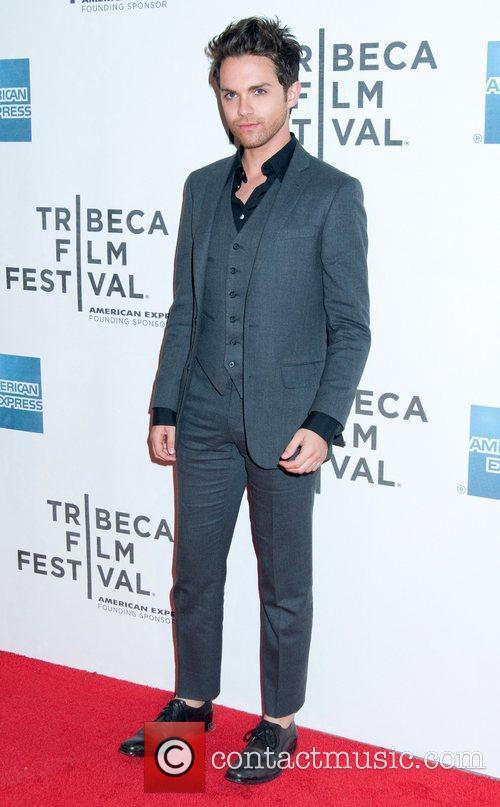 Thomas Dekker 2011 Tribeca Film Festival - Angels...