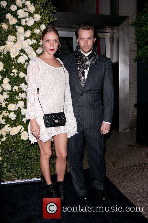 2011 Tribeca Film Festival Chanel Artists Dinner -...