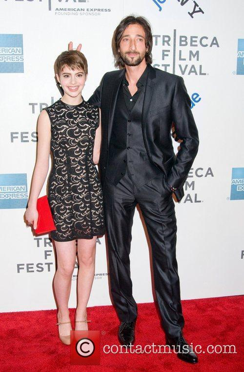 Sami Gayle and Adrien Brody 7
