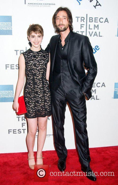Sami Gayle and Adrien Brody 6