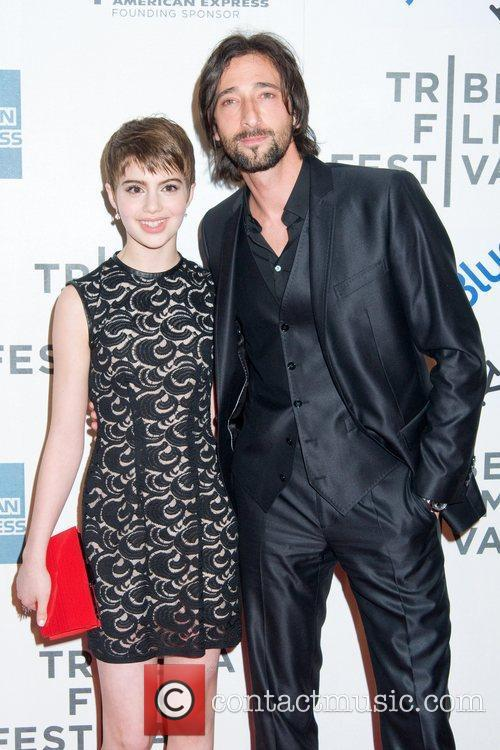 Sami Gayle and Adrien Brody 10