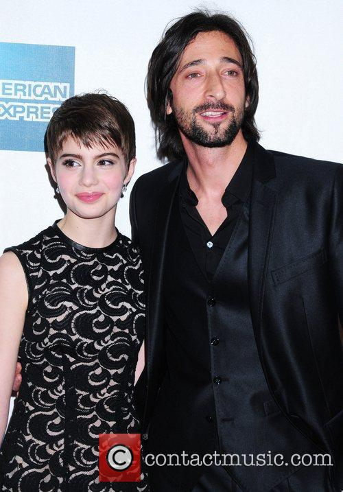 Sami Gayle and Adrian Brody 6
