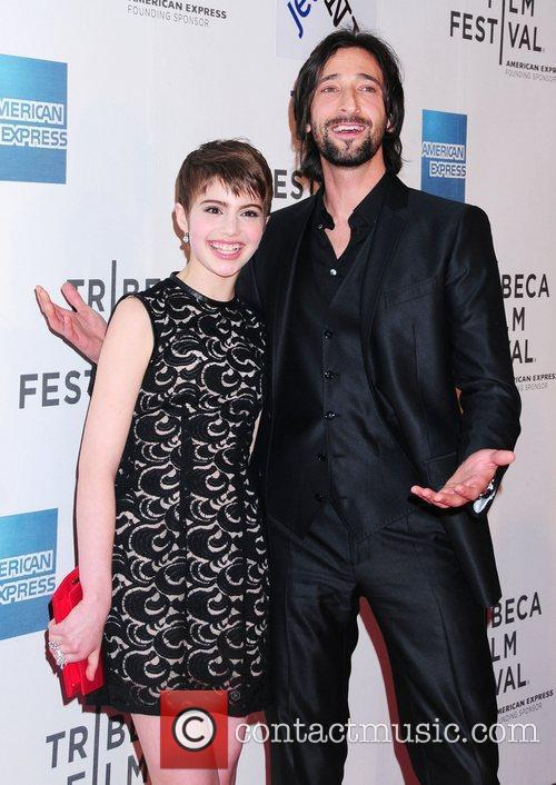Sami Gayle and Adrian Brody 11