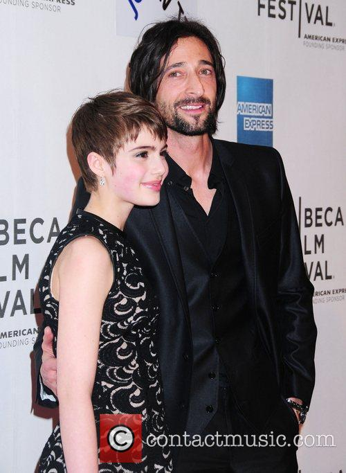 Sami Gayle and Adrian Brody 1