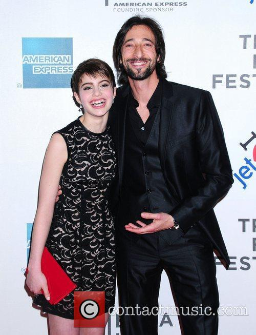 Sami Gayle and Adrian Brody 3