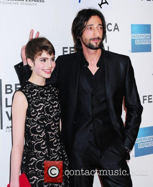 Sami Gayle and Adrian Brody 4