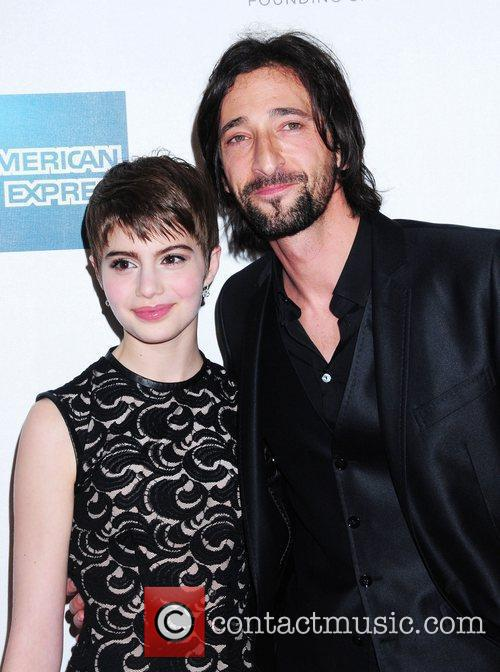 Sami Gayle and Adrian Brody 5