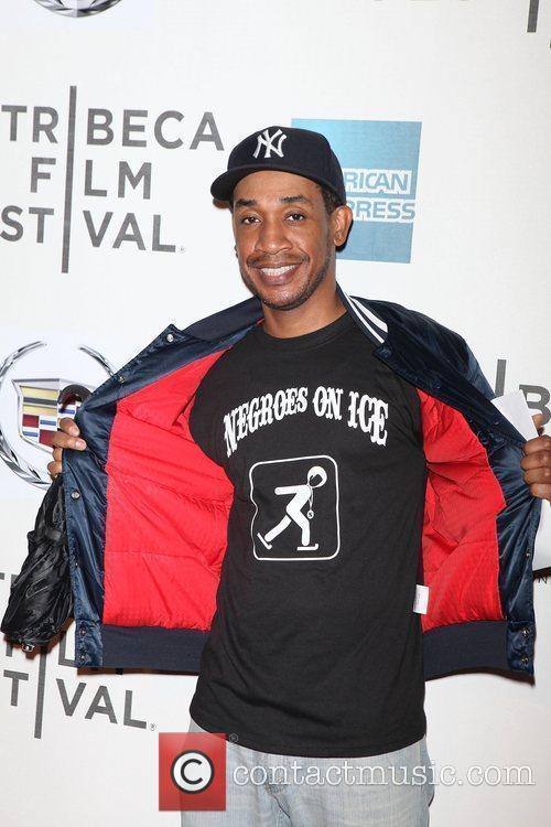 DJ Prince Paul,  2011 Tribeca Film Festival...