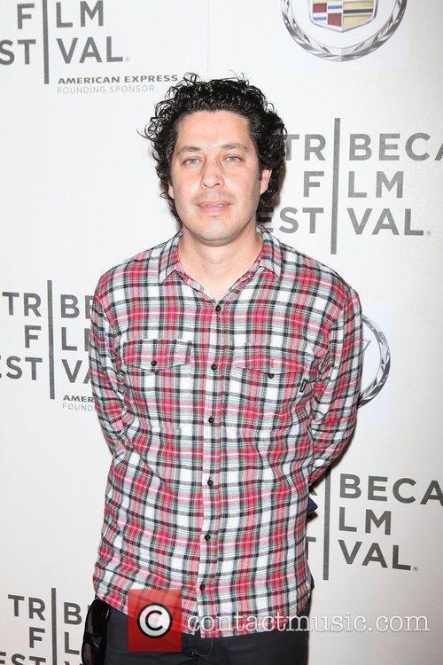 Robert Benavides,  2011 Tribeca Film Festival premiere...