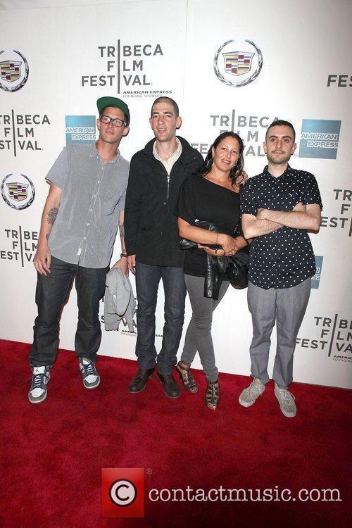 Kimou Meyer, Chris Eisenberg, Debra Kolfler, James Blagder,...