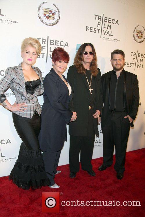 Kelly Osbourne, Jack Osbourne, Ozzy Osbourne and Sharon Osbourne 4