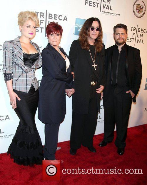 Kelly Osbourne, Jack Osbourne, Ozzy Osbourne and Sharon Osbourne 2
