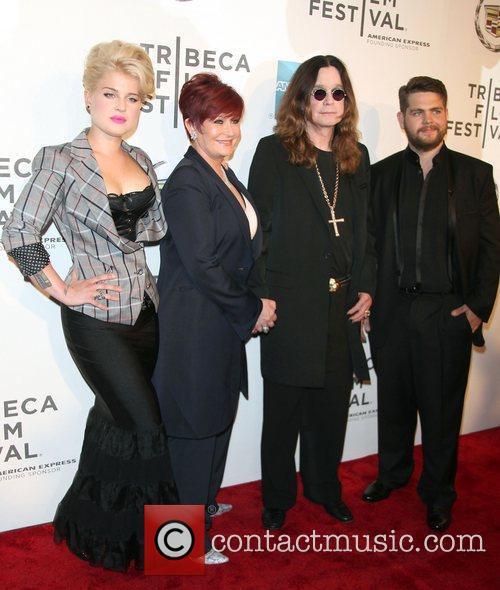 Kelly Osbourne, Jack Osbourne, Ozzy Osbourne and Sharon Osbourne 3