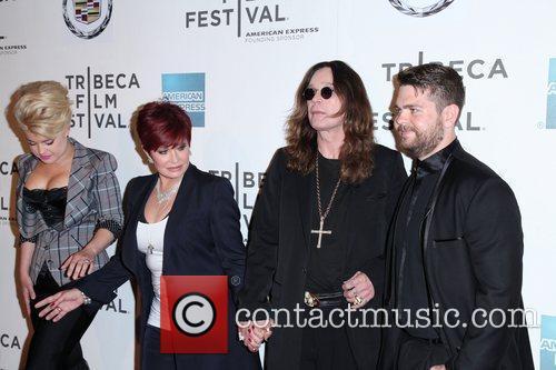 Kelly Osbourne, Jack Osbourne, Ozzy Osbourne and Sharon Osbourne 8