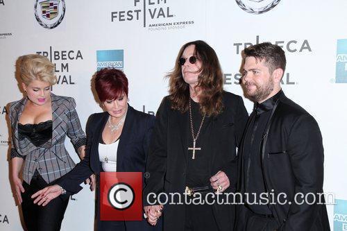 Kelly Osbourne, Jack Osbourne, Ozzy Osbourne and Sharon Osbourne 7
