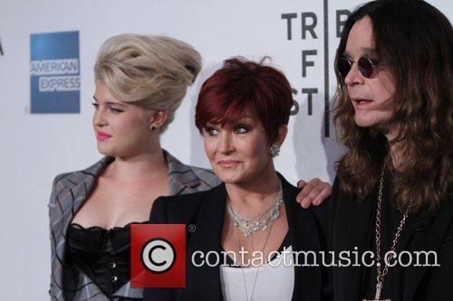Kelly Osbourne, Ozzy Osbourne and Sharon Osbourne 1