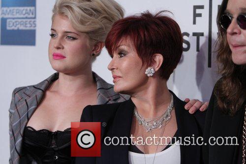 Kelly Osbourne, Sharon Osbourne, Tribeca Film Festival