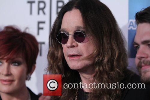 Ozzy Osbourne and Jack Osbourne 1