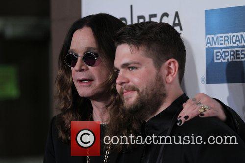 Ozzy Osbourne and Jack Osbourne 9