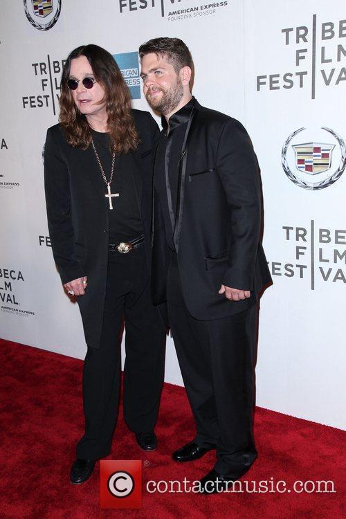 Ozzy Osbourne and Jack Osbourne 10