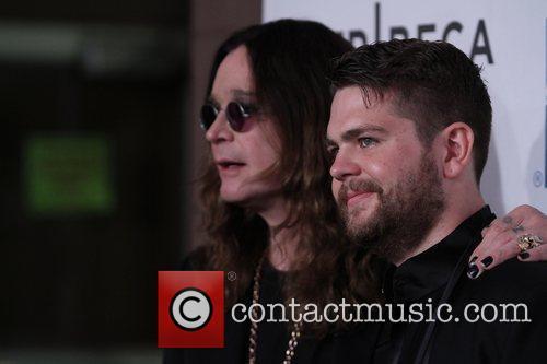 Ozzy Osbourne and Jack Osbourne 6