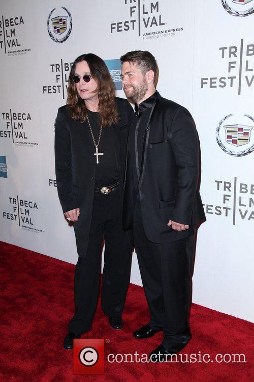 Ozzy Osbourne and Jack Osbourne 11
