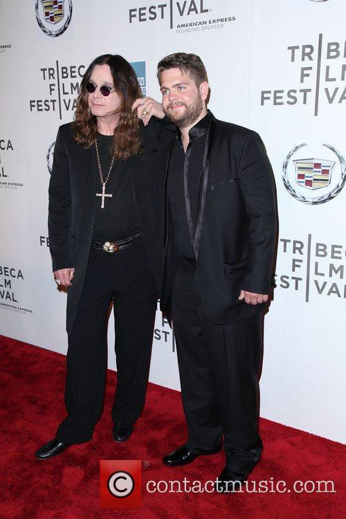 Ozzy Osbourne and Jack Osbourne 7