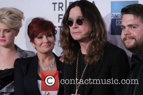 Sharon Osbourne, Jack Osbourne and Ozzy Osbourne 3