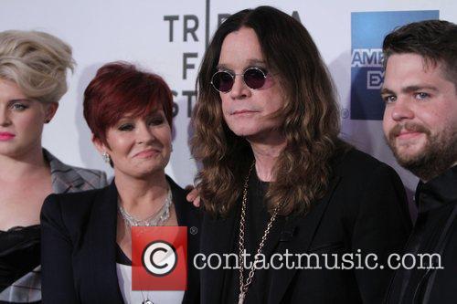 Sharon Osbourne, Jack Osbourne and Ozzy Osbourne 1