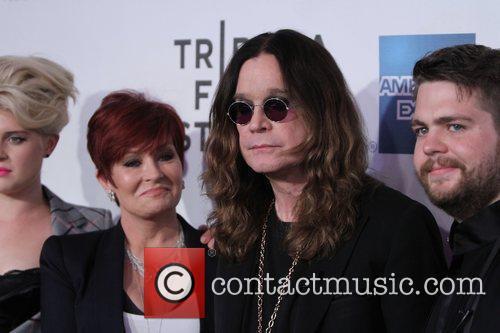 Sharon Osbourne, Jack Osbourne and Ozzy Osbourne 5