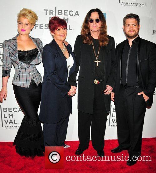 Kelly Osbourne, Jack Osbourne, Ozzy Osbourne and Sharon Osbourne 1